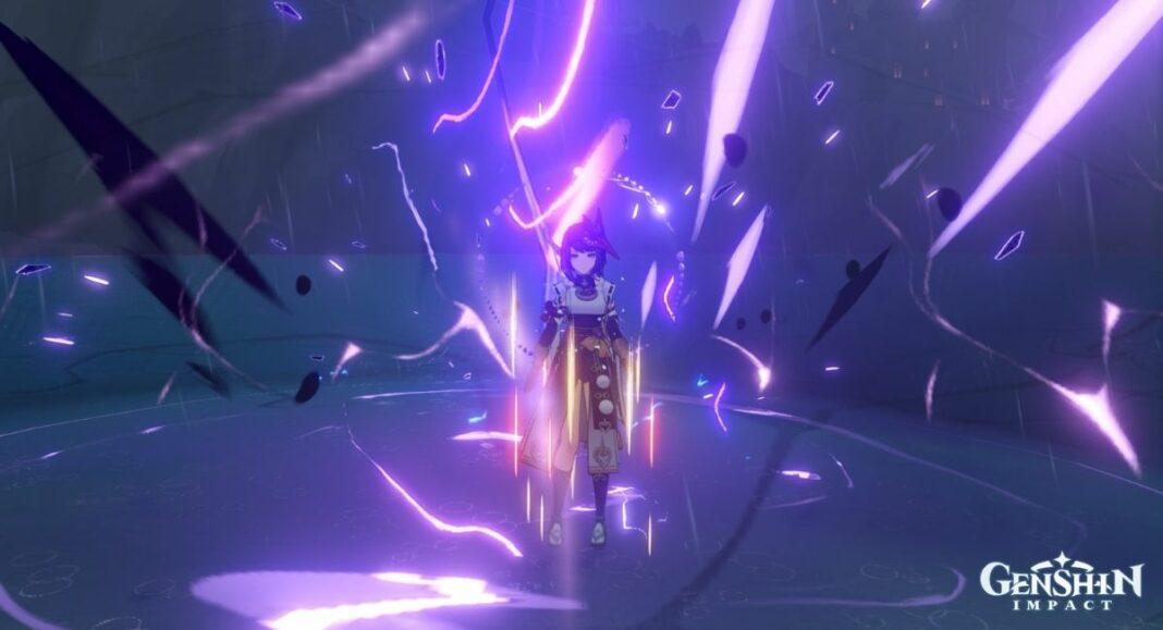 Genshin Impact Spectral Secret Event