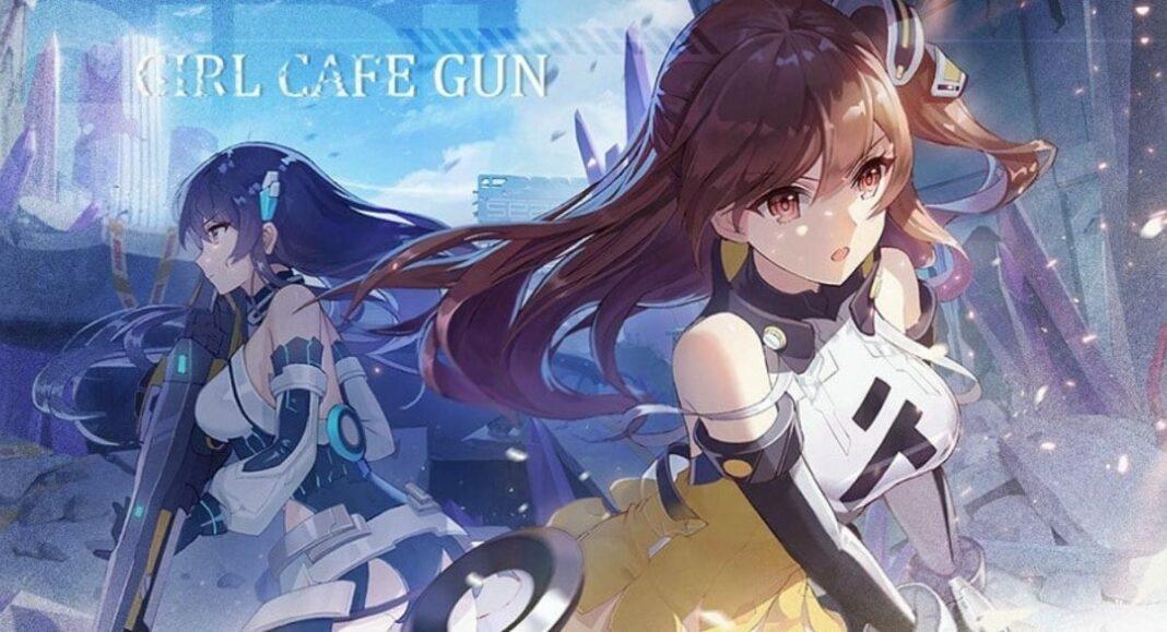 Girl Cafe Gun
