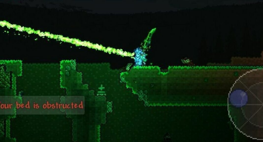 How to Get the Terra Blade in Terraria