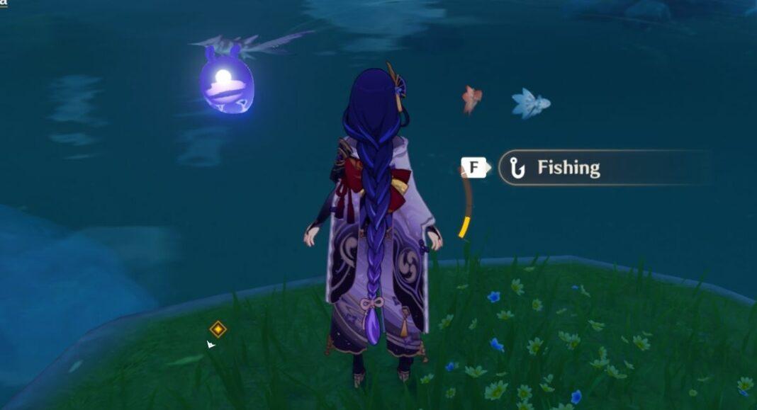 Medaka Fish in Genshin Impact
