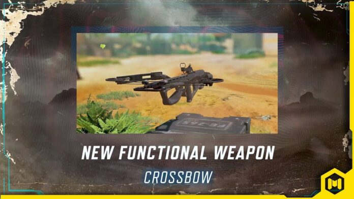 Unlocking Crossbow in COD Mobile
