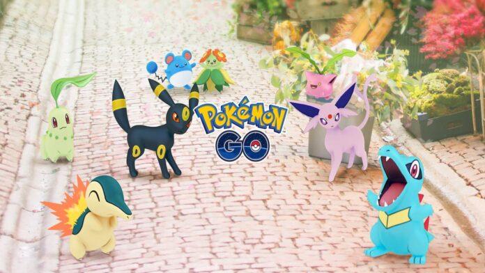 Pokemon Go pokemons in real world