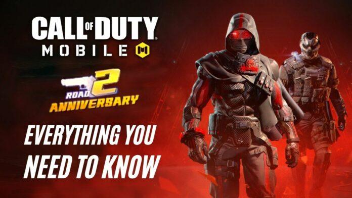 COD Mobile 2nd anniversary update