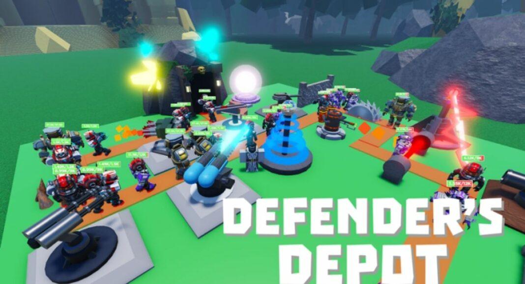 Roblox Defender's Depot