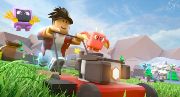 Roblox Mowing Masters