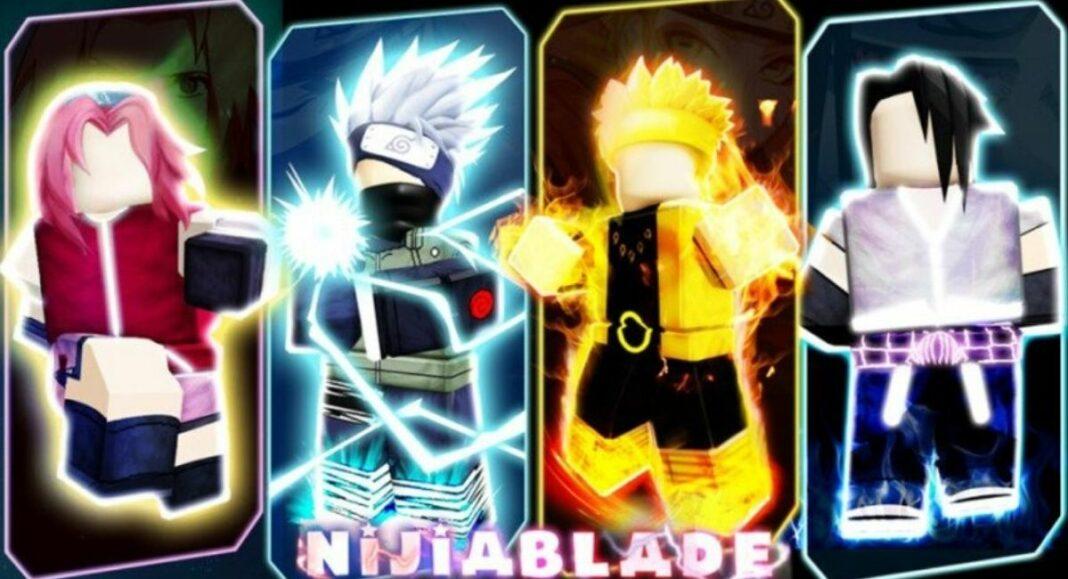 Roblox Ninja Blade Codes