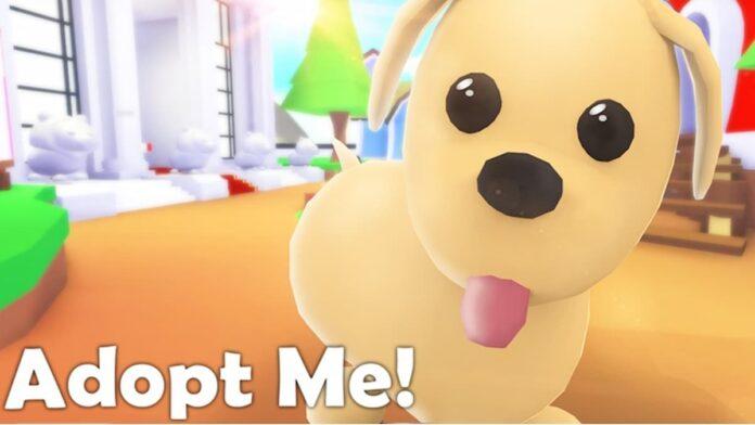 Adopt me! banner