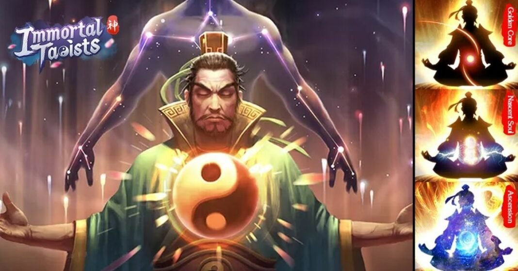 Immortal Taoists Ascension Guide