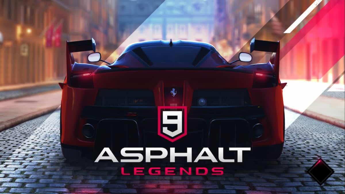 Asphalt 9: Legends gamescreen