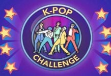 how to complete the kpop challenge in bitlife