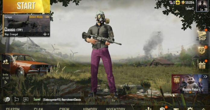 What Can You Buy With BP Coins in PUBG Mobile?