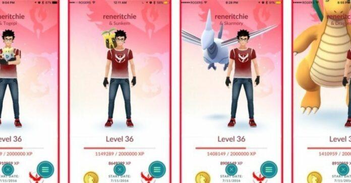 Pokemon Go: All 1km Buddies