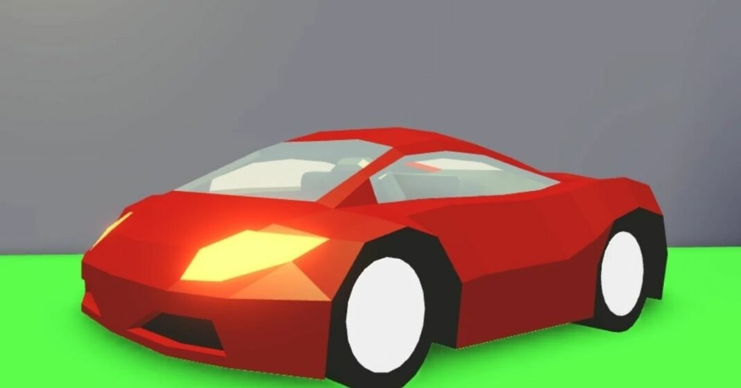 How to Change the Color of a Car in Adopt Me Roblox
