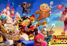 Cookie Run: Kingdom cookies