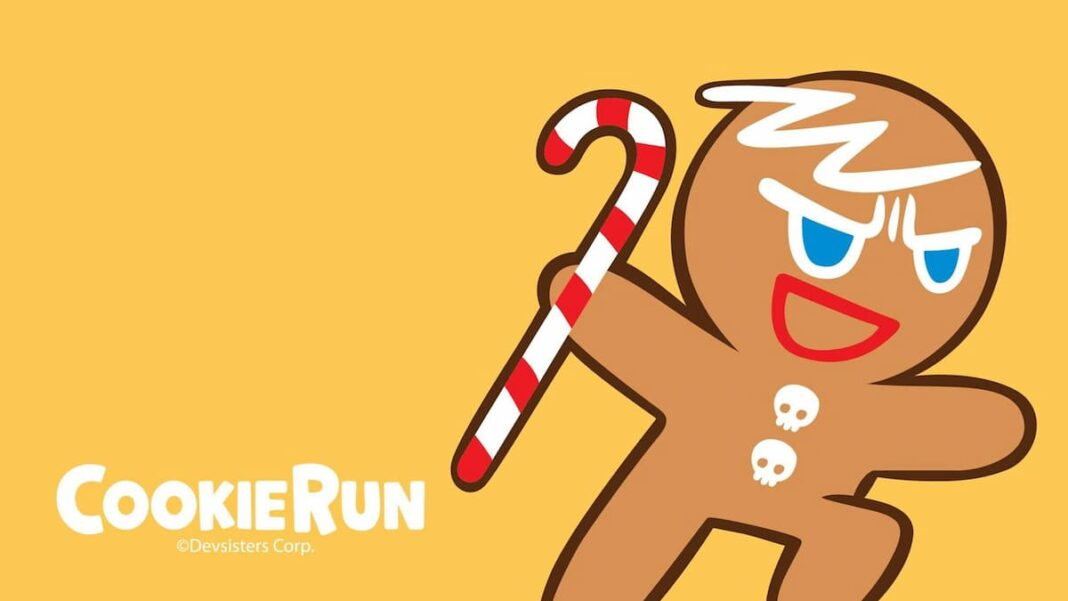 cookie run how to get almond cookie