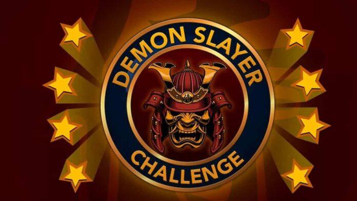 Demon Slayer Challenge in BitLife