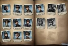Identity V Characters List