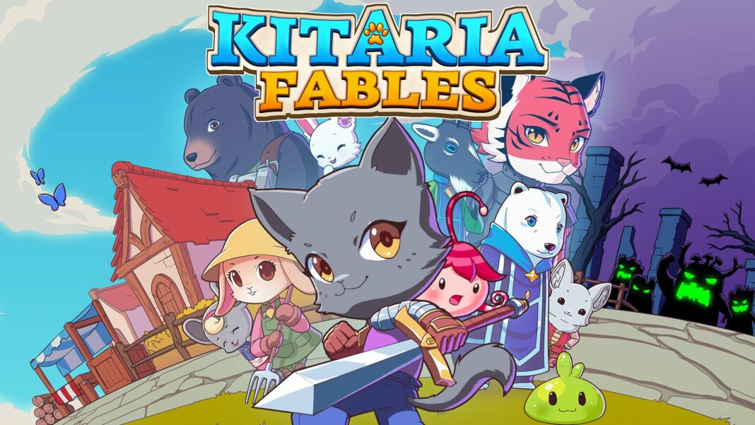 kitaria fables how to get the coin pouch