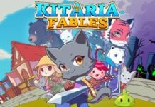 Kitaria Fables: How to Get to Forest Sanctuary