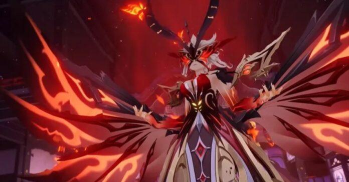 Genshin Impact La Signora Boss Guide