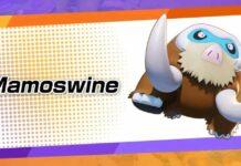 Pokemon Unite Mamoswine Build Guide