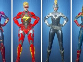 Marvel Future Revolution Captain Marvel Build Guide - Best Costumes, Skills and More