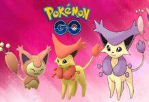 Shiny Skitty Pokemon Go