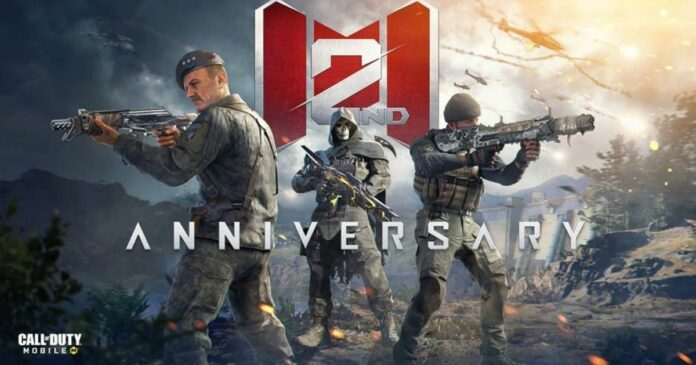 COD Mobile 2nd Anniversary update APK download