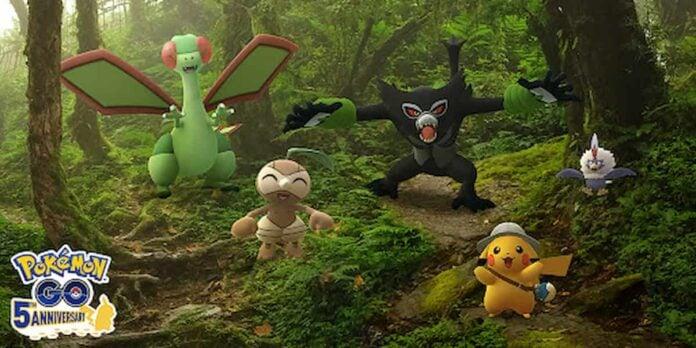 Pokemon Go explorer overview
