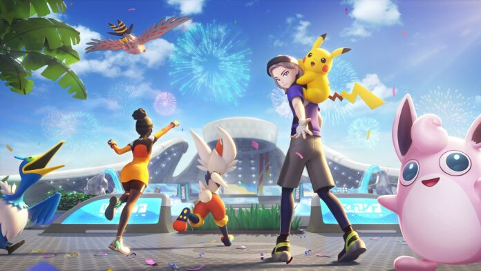 Pokemon Unite Ver. 1.2.1.3 update