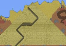 How to Find a Pyramid in Terraria