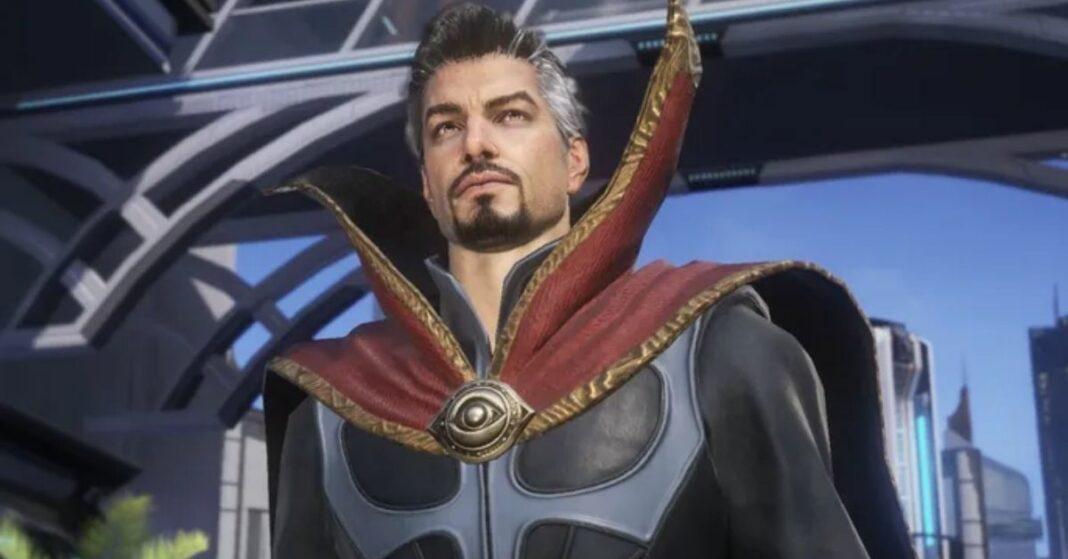 Marvel Future Revolution Dr. Strange Build Guide