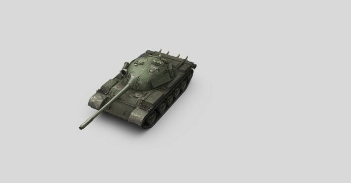 World of Tanks Blitz: How to Get the T55A