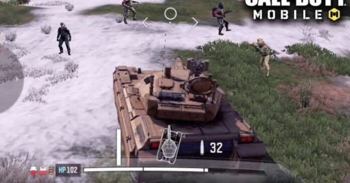 How to Destroy a Tank in Call of Duty: Mobile