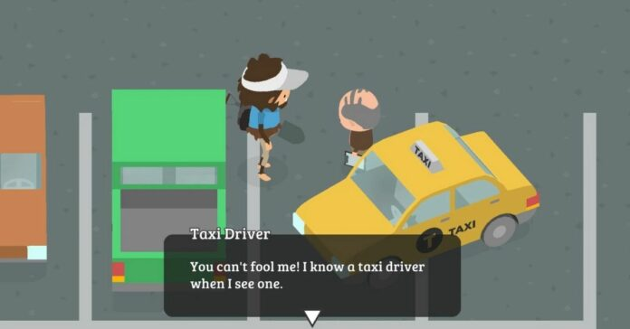 How to Get a Taxi License in Sneaky Sasquatch