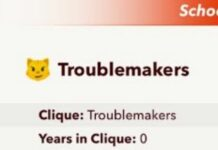 How to Join the Troublemakers Clique in Bitlife