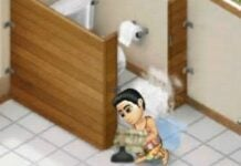 How to Fix a Burst Pipe in Virtual Families 3