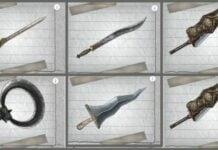 Best Weapons in NieR Reincarnation