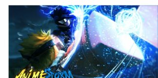 Anime Storm Codes