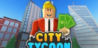 City Tycoon Codes (1)