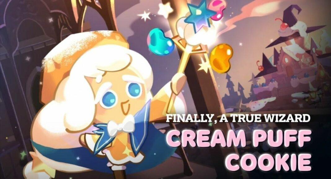 Cream Puff Cookie Guide
