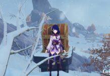 Genshin Impact Dragonspine Mystmoon Chests Location