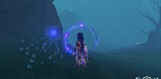 Genshin Impact Find your way through the mist