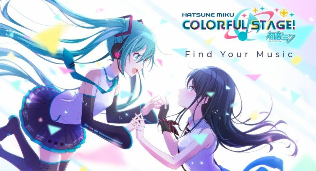 Hatsune Miku Colorful Stage
