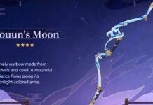 Mouun's Moon Genshin Impact