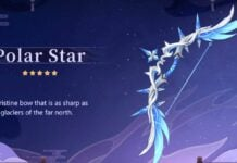 Polar Star Genshin Impact