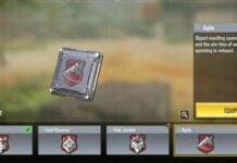 COD Mobile: How to Get and Use the Agile Perk