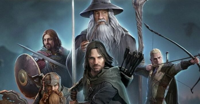 LOTR: Rise to War Aragorn Guide
