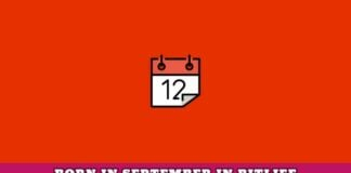 How to Be Born in September in BitLife