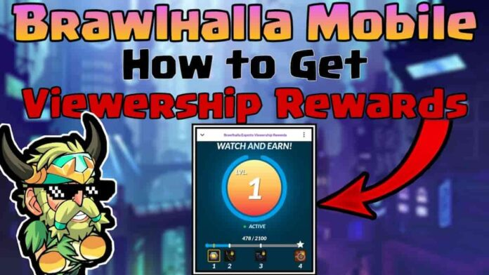Brawlhalla Viewership Rewards